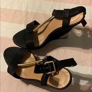 Glaze heels